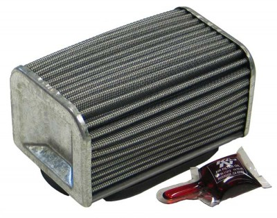 K&N AIR FILTER KAWASAKI GPZ600R Z550/GT550/ZR-7 image