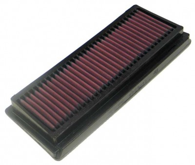 K&N AIR FILTER KAWASAKI ZX6R/ RR 2005-06 image