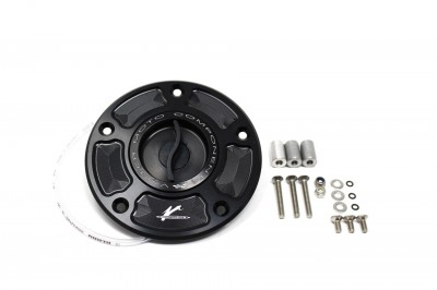 "VALTER MOTO QUICK RELEASE FUEL FILLER CAP ""1/2 TURN"" ALL SUZUKIS FROM 03> image"