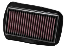 K&N AIR FILTER YAMAHA YZF125 2008-15 image