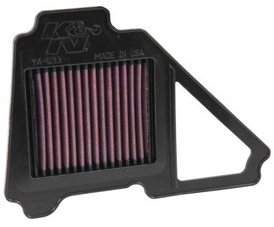 K&N AIR FILTER YAMAHA YBR125 2005-15 image