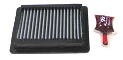 K&N AIR FILTER YAMAHA WARRIOR /SPEEDSTAR CUSTOM AIRBOX 02-05 image