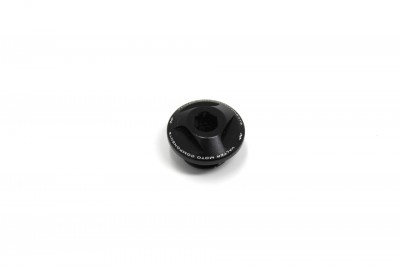 VALTER MOTO EXTREME OIL FILLERCAP IN BLACK FOR HONDA 20x2.50 image