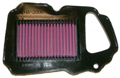 K&N AIR FILTER HONDA PHANTOM 200 ALL MODELS image