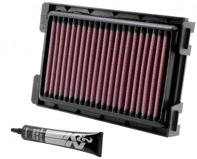 K&N AIR FILTER HONDA CBR250R 2011- /CBR300R 2015 image