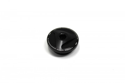 VALTER MOTO EXTREME OIL FILLERCAP IN BLACK FOR KAWASAKI image
