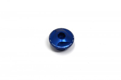 VALTER MOTO EXTREME OIL FILLERCAP IN BLUE FOR SUZUKI image