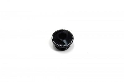 VALTER MOTO EXTREME OIL FILLERCAP IN BLACK FOR TRIUMPH image