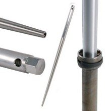 DAMPING ROD HOLDING TOOL image