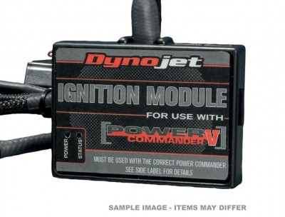 DYNOJET IGN. MODULE SUZUKI SV650/S 2009 USE WITH PCV PC5 POWER COMMANDER image