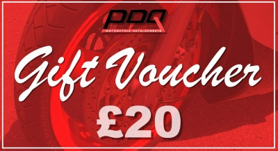 PDQ GIFT VOUCHER £20 - CAN ONLY BE USED IN STORE image