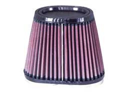 K&N UNIVERSAL CLAMP-ON FILTER image