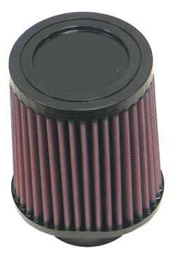 K&N UNIVERSAL CLAMP-ON ROUND TAPERED FILTER image