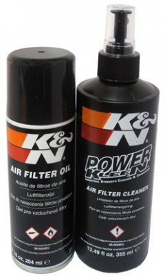 K&N FILTER CARE KIT       (12)(SAME AS PART # 99-5003EU) FILTER RECHARGER KIT image