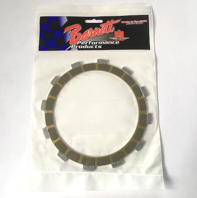 BARNETT FRICTION PLATE JAWA JAPANESE SPEEDWAY BIKE image
