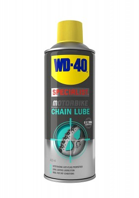 WD40 CHAIN LUBE 400ml image