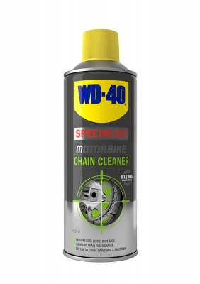 WD40 CHAIN CLEANER 400ml image