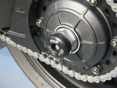 GSG REAR AXLE SLIDER, HONDA CB1000 R (SINGLE LH SLIDER) image