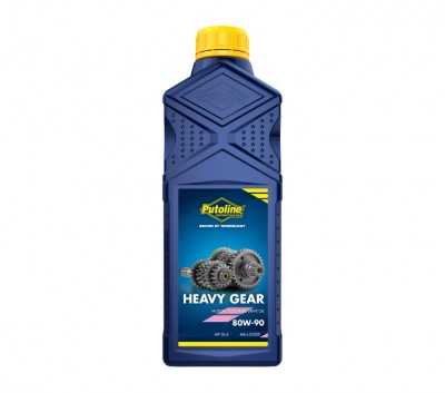 PUTOLINE HEAVY GEAR OIL 80W/90SYNTHETIC FORTIFIED 1 LITRE image